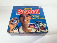 1988 DONRUSS Cello Baseball Card Box Unopened 24 Factory Sealed Packs