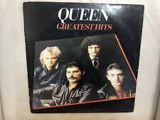 Queen Greatest Hits 1st Press Excellent Vinyl Record LP EMTV30 062 78 041