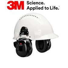 3m Peltor WorkTunes Pro AM/FM Radio helmet headset . HRXS221P3E