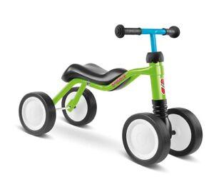 Puky Wutsch Kinder Laufrad Lauflernrad Rutscher Rutschfahrzeug kiwi 3028
