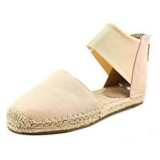 Flat (0 to 1/2 in.) Leather Espadrilles for Women