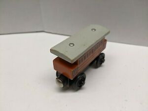 Thomas & Friends Wooden Railway Henrietta Train Engine Car GUC