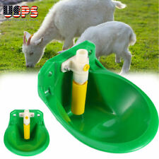 Plastic Sheep Goat Automatic Bowl Drinker Fountain Water Bowl Pig Water Drinker