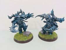 Warhammer 40k Chaos Space Marines Daemonkin Greater Possessed Alpha Legion
