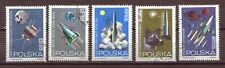 Poland, Space Exploration, Cancelled to order hinged, 1964