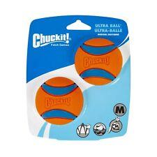 Chuckit Ultra Ball, Durable High Bounce Rubber Dog Ball, Launcher Compatible,...