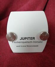 Jupiter Flockenquetsche - Vorsatz, nach System Messerschmidt, Getreideflocker