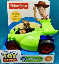 Fisher Price Shake'n Go Disney/Pixar Toy Story 2013 Woody NRFP NEW