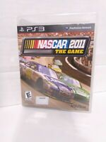 NASCAR The Game 2011 (Sony PlayStation 3, 2011)  CIB Tested Fast Shipping