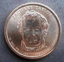 Le Président Américain Dollar 2009 Zachary Taylor Comme neuf D diffusé