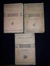 LOT N°23 - 3 livres anciens Classiques populaires