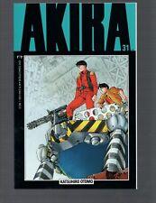AKIRA #31 NEAR MINT 9.4 1991 1st PRINT EPIC COMICS