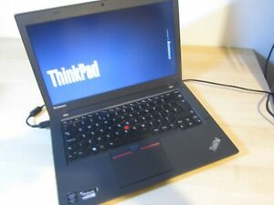 Lenovo ThinkPad T450 16GB HD+ backlit keyboard, 2 batteries, 3 months warranty