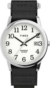Timex Mens Watch TW2U84900, Fabric strap, Indiglo Night Light