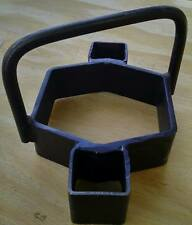 Cookie Cutter Trap Bedder #2: Most #2 square jaw coil spring traps