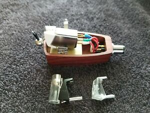 Vintage Stanton 980 LZS Phono Cartridge with D98S Needle + 2 after market Stylus