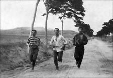 1896 Olympic Games Marathon Athens Greece, Reprint 6x4'' Photograph