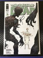 Image The Walking Dead #1 ECCC Variant Signed By Erik Larsen and Tony Moore COA!
