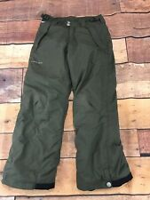 Columbia Youth Snowpants Board Pants Size 10/12 D115