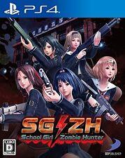 BRAND NEW SG / ZH School Girl / Zombie Hunter - PS4