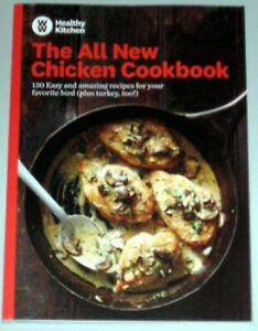 WEIGHT WATCHERS THE ALL NEW CHICKEN COOKBOOK WITH PTS FOR ALL PLANS