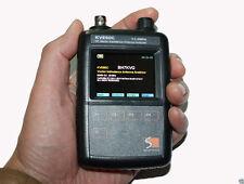 SWR HF Vector Antenna Analyzer Meter KVE-60C Impedance Graphical Ham Radio