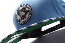 New Era Pittsburgh Penguins Zubaz NHL Adjustable Snapback Hat GN