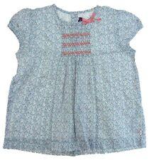 Sergent Major blouse imprimée manches courtes  fille 7 ans
