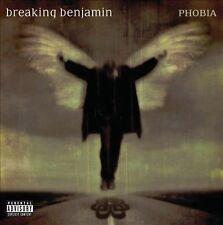 Phobia [Enhanced CD] [PA] by Breaking Benjamin (CD, Nov-2009, Hollywood)