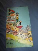 VINTAGE 1959 HAPPY DAZE PAUL WEBB MOUNTAIN BOYS EARL WINGER UNADILLA CALENDAR