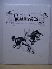 Frank Frazetta: Women of the Ages Portfolio (signed/numbered)(USA)