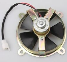 Motorcycle 12v Electric Cooling Fan Water Cooled Bikes Scooters Oil Coolers