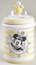 Lenox Anchors Away Minnie Mouse Treat Jar New!