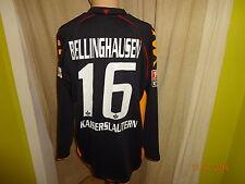 1.FC Kaiserslautern Kappa Langarm Matchworn Trikot + Nr.16 Bellinghausen Gr.XXL