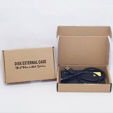 "New Hard Drive Disk External Enclosure Case USB 3.0 SATA 2.5"" HDD"