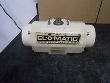 EL-O-MATIC ES0200U1A04B22K0 10 BAR MAX PNEUMATIC ACTUATOR