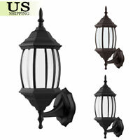 Exterior Light Outdoor Wall Fixture Lantern Porch Lamp Sconce Patio Lighting