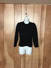 WOMEN'S GAP LONG SLEEVE KNIT TOP-SIZE: SMALL