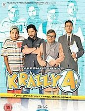 Krazzy 4 (Hindi DVD) (2008) (English Subtitles) (Brand New Original DVD)