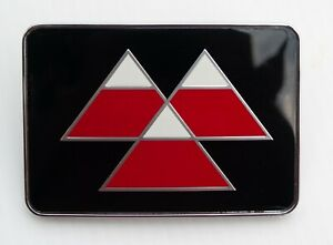 Massey Ferguson Badge Front Grill Emblem New 316040
