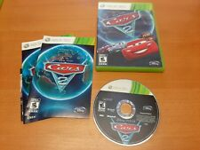 Cars 2: The Video Game (Microsoft Xbox 360, 2011)