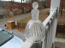 Vintage 1978 Goebel Crystal Glass Bell Praying Child West Germany~Gorgeous