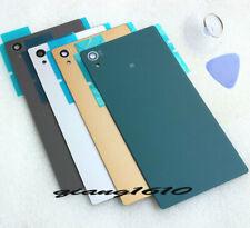 u Back Battery Cover Rear Glass Door For Sony Xperia Z5 / Z5 Premium