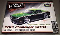 Revell Foose 2013 Challenger SRT8 pre-painted 1:25 model kit new 4398