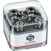 Schaller S-Locks Black Chrome