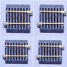 "Kato 2-105 HO Scale 60mm (2 3/8"") Straight Track [4 pcs] UniTrack"