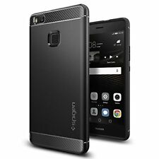 Coque Huawei P9 Lite Spigen RUGGED Armor Resistant Silicone Robuste ...