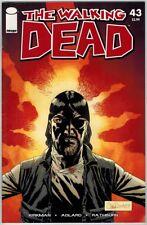 The Walking Dead 43 (2007) F+ Torture Misspelling Variant!
