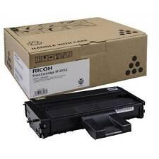 original Ricoh SP 201le NEGRO CARTUCHO DE Tóner Impresora láser (407255)