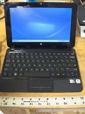HP Mini 2102 Atom 1.67 GHZ N450 160GB HHD 1GB RAM WIN7 Webcam Wi-Fi